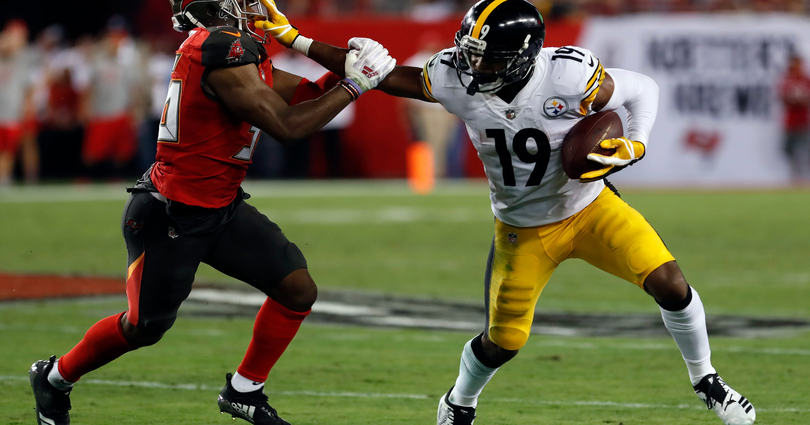 80ac7548924 Steelers hope win over Bucs sign of things to come