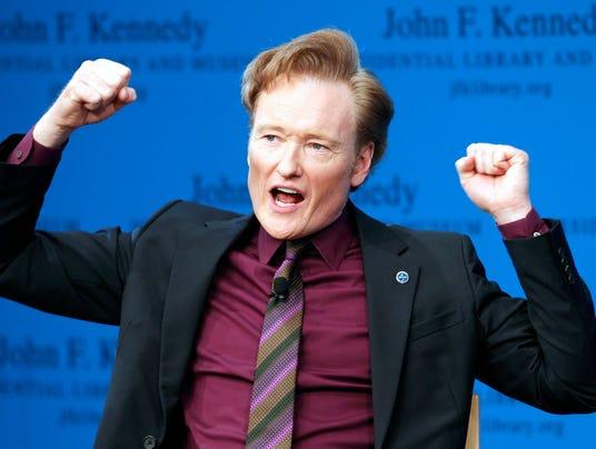 Conan on Rodman
