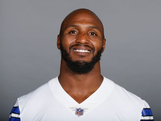 This is a 2019 photo of Robert Quinn of the Dallas Cowboys NFL football team. This image reflects the Dallas Cowboys active roster as of Tuesday, June 4, 2019 when this image was taken. (AP Photo)