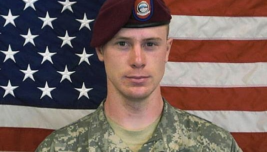 This undated photo provided by the U.S. Army shows Sgt. Bowe Bergdahl.