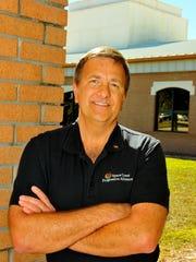 Philip Stasik, president of the Space Coast Progressive Alliance