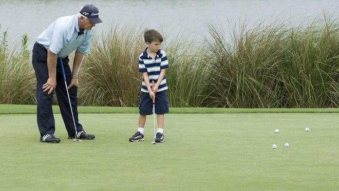 Duran Golf Club in Viera will launch the area's first PGA Junior Golf League on Oct. 7.