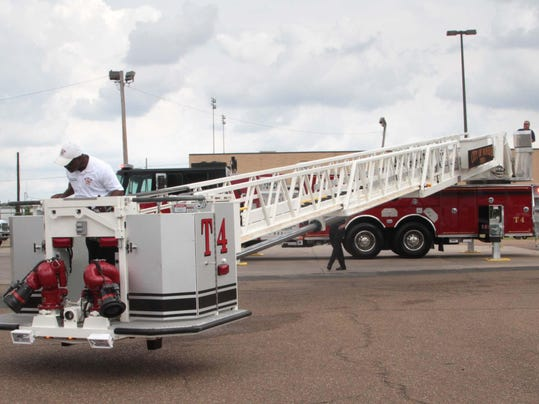 New Fire Trucks