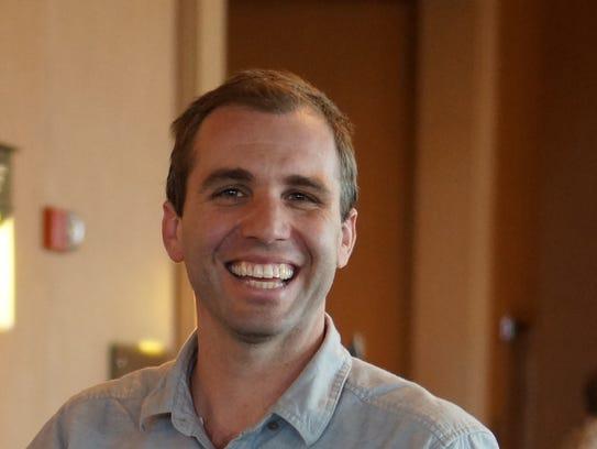 Zachary Lesch-Huie is the Southeast Regional Director