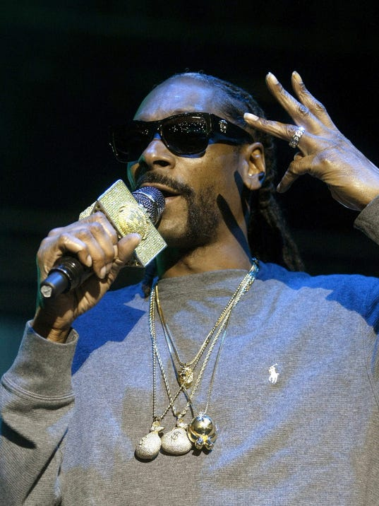 Snoop Dogg in concert