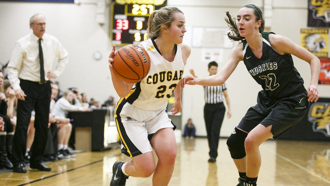 Cascade girls basketball advances to state quarterfinals
