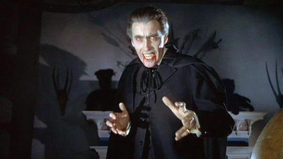 RIP Christopher Lee: T...