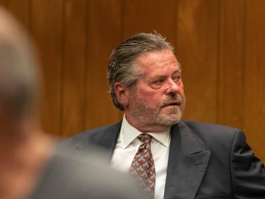 Spring Lake Heights Councilman Robert T. Merriken is