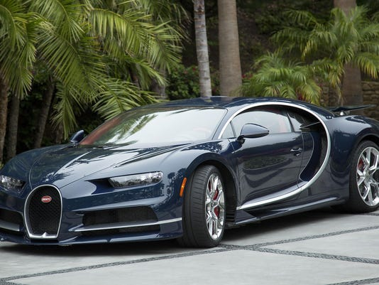 Driving the world's fastest, most luxurious supercar — the $3 million Bugatti Chiron