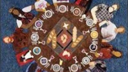 A world wide communion celebration will be observed by an ecumenical service Sunday, Oct. 4, 2020 on the parking lot of St. John United Church of Christ, the corner of 8th and Maple Streets in Lincoln, Illinois.