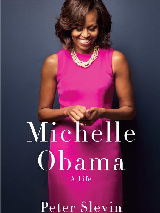 A Revealing New Bio Of Michelle Obama