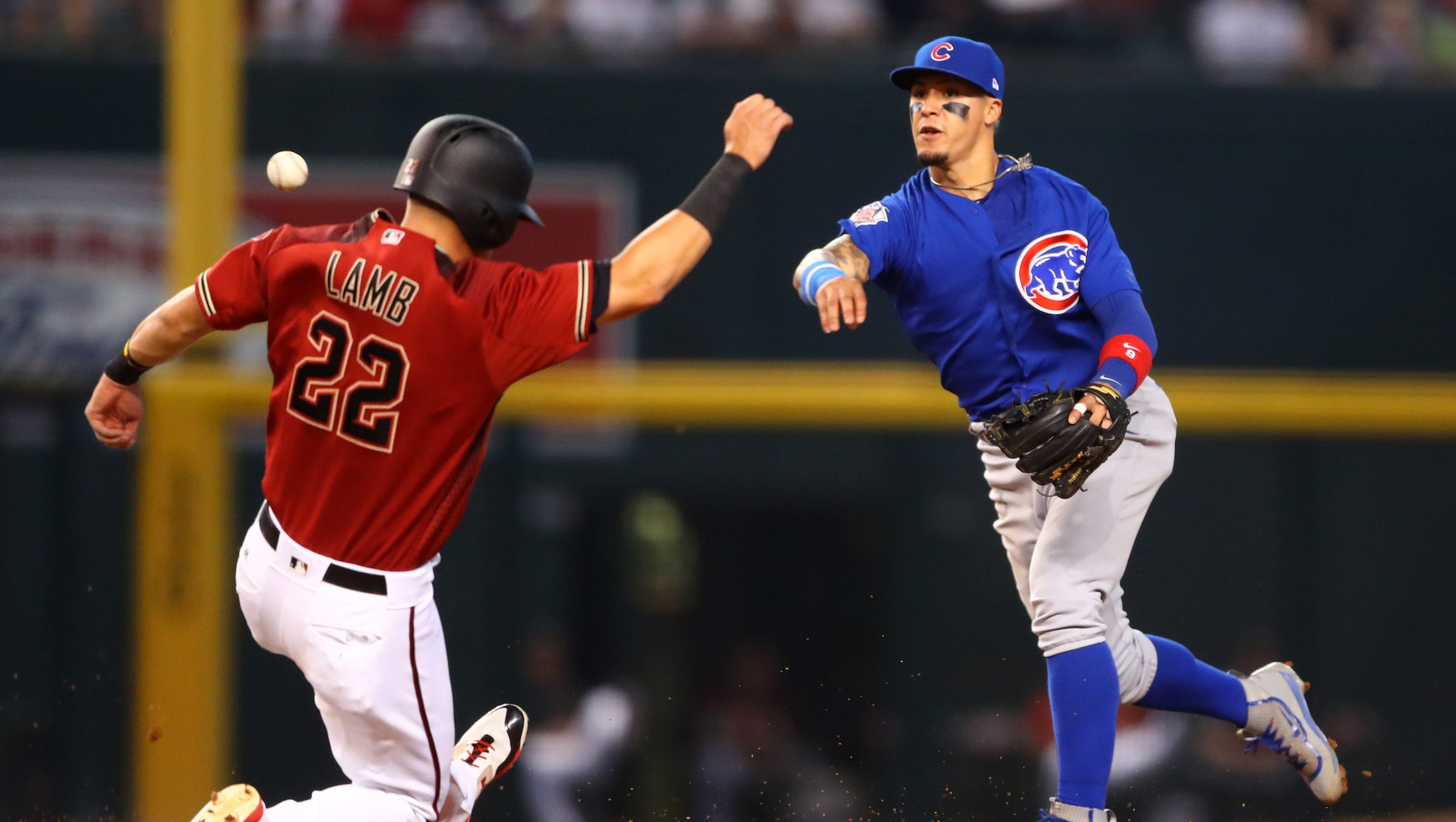 Cubs grab 1-game lead in NL Central over rival Cardinals