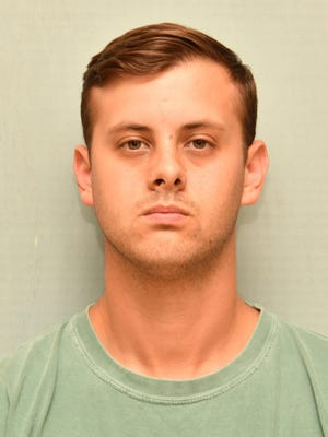 This jail booking photo from the Screven County Sheriff's Office show former Georgia state trooper Jacob Thompson, who was charged with felony murder for fatally shooting a driver who refused to pull over for a broken tail light Aug. 7, 2020. Thompson was fired by the Georgia State Patrol and arrested a week after he shot 60-year-old Julian Lewis in the forehead after forcing Lewis' car into a ditch. Thompson wrote in his incident report that he feared for his life and fired one shot when Lewis revved his engine and turned his steering wheel as if he wanted to ram the trooper. (Screven County Sheriff's Office via AP
