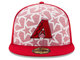 Diamondbacks' independence Day cap.