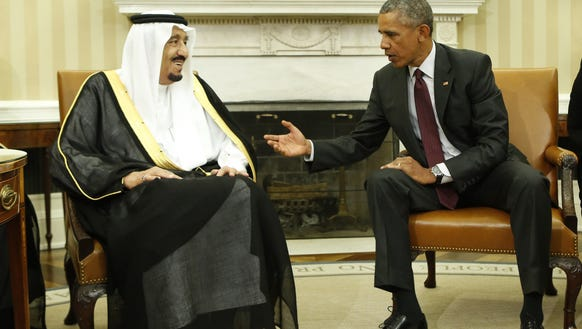 It is not in the U.S. interest to side with Saudi Arabia
