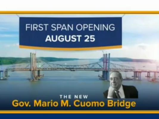 TZ Bridge opening slide