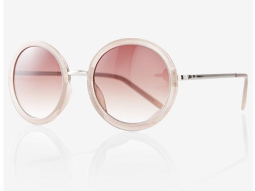 a3f53621786 The Blush Round Sunglasses With Metal Arms ( 29.90)
