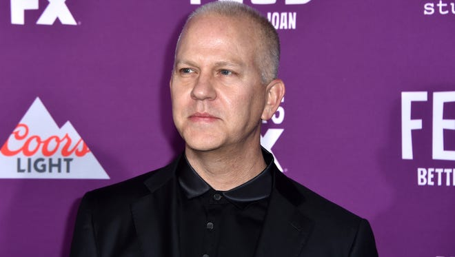 """Writer/director/producer Ryan Murphy attends FX Network's """"Feud: Bette and Joan"""" premiere at Grauman's Chinese Theatre on March 1, 2017 in Hollywood."""
