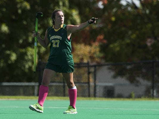 UMass Lowell vs. Vermont Field Hockey 10/04/15