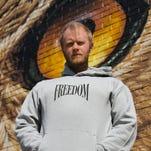 George Award: Justin Andert brings color to Battle Creek's empty walls