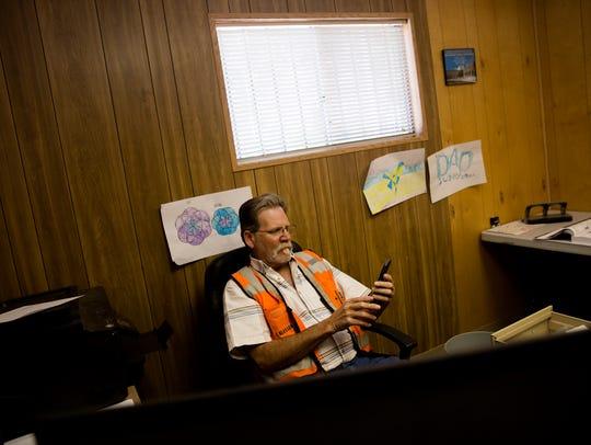 FCI Constructors, Inc. superintendent Scott Klassen