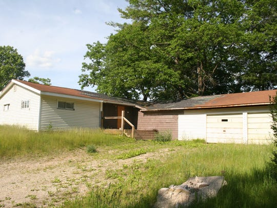 10900 Riverview Dr. in Big Rapids has a minimum bid