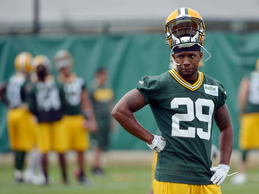 NFL: Green Bay Packers-OTA