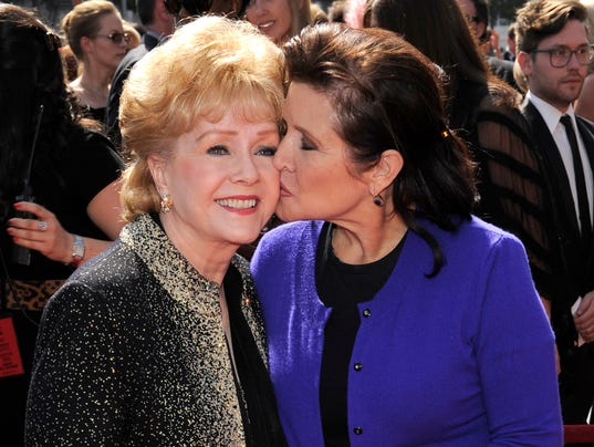 Deaths of Carrie Fisher and Debbie Reynolds: What we know now