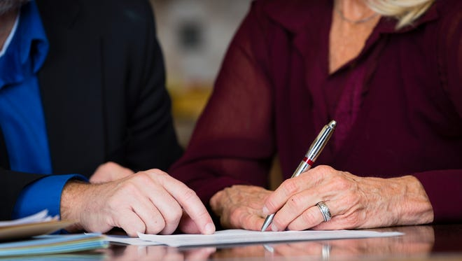 Having your estate planning documents checked and updated annually is the practice because your life or your family may change requiring changes to your documents.