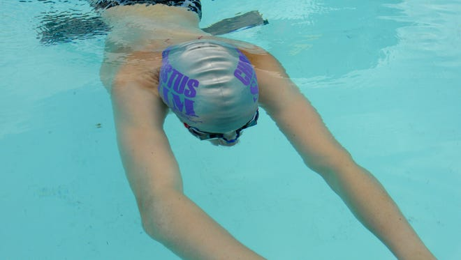 CHRISTUS Louisiana Aquatics recently saw six swimmers qualify for Southern Sectionals.