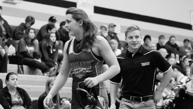 Ballard senior Rachel Watters will compete in this weekend's U.S. Olympic Wrestling Trials at 152 pounds (69 kilograms) at Carver-Hawkeye Arena in Iowa City.