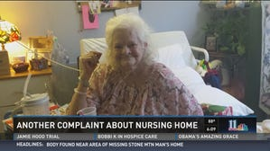 Another complaint about nursing home