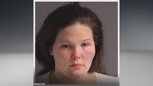 Md. woman charged with neglect after baby found on road
