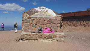 Woman climbs 55 fourteeners to help overcome eating disorder