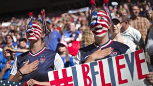 Soccer fever after Team USA wins World Cup
