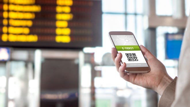 Technology can make travel easier but there are times when connectivity just isn't available.