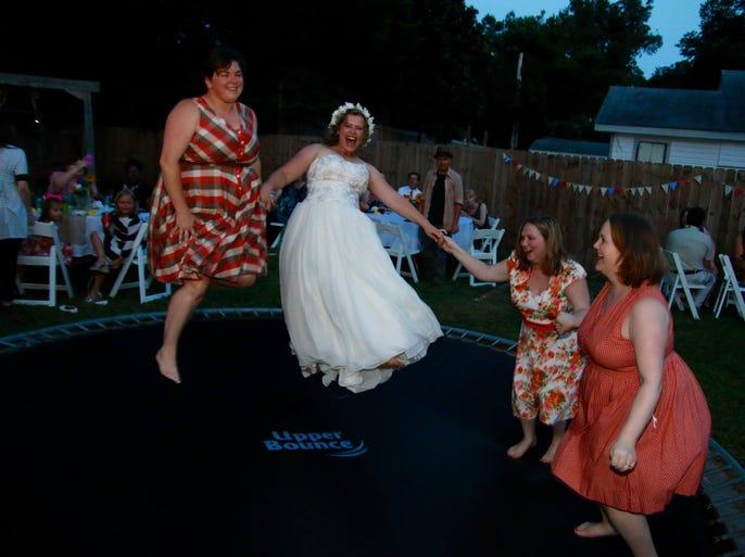 VanHook wedding