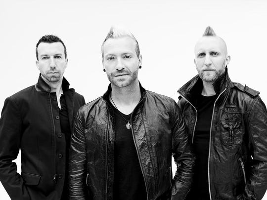 Award-winning Canadian rock band Thousand Foot Krutch has been playing music for almost 20 years.