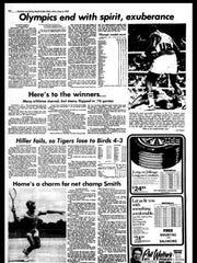 Battle Creek Sports History: Week of July 28, 1976