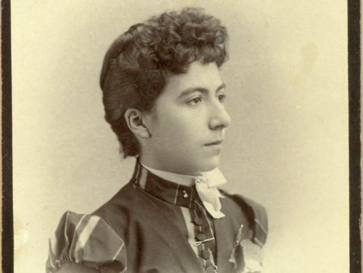 """Josephine Sarah """"Sadie"""" Marcus was an aspiring actress"""