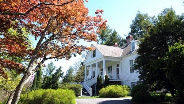 The Carl Sandburg Home National Historic Site