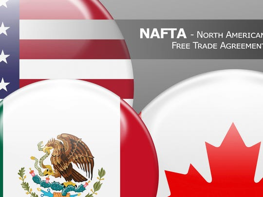 Could Britain become the fourth amigo, joining the United States, Canada and Mexico in the North American Free Trade Agreement?