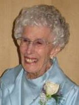 Jean Grace (Betty) Fischer peacefully accepted the call of God's spirit on April 13, 2015, at the age of 92.