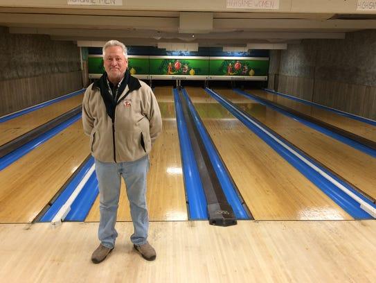 Tim Karl, owner of Century Lanes in De Pere, has agreed