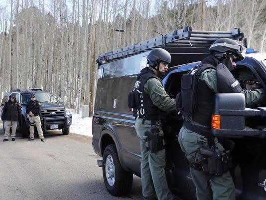Deputies Shot Colorado