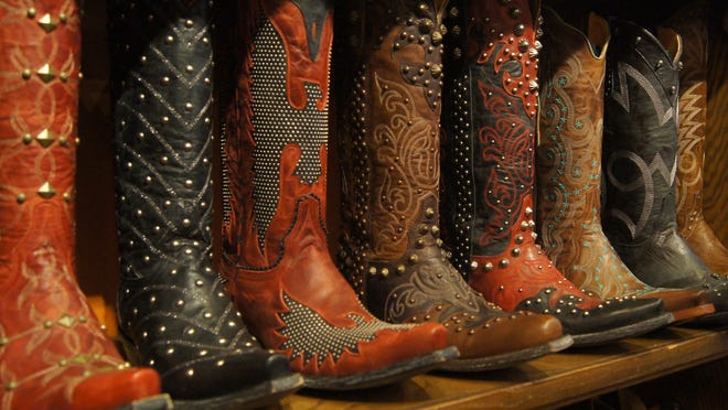 Grab your favorite cowboy boots for Country Night on Saturday, Jan. at Summit City Winery, Glassboro.
