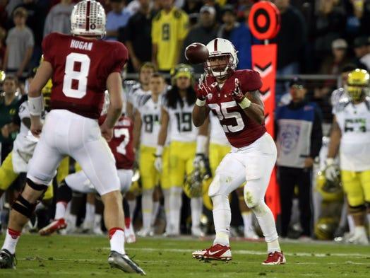 No. 6 Stanford stifles No. 2 Oregon 26-20