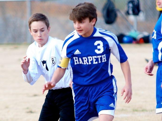 Cheatham-Harpeth Middle School soccer