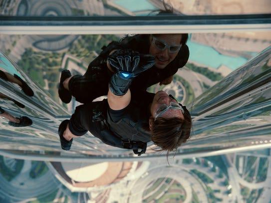 Tom Cruise regresa como Ethan Hunt en 'Misión imposible