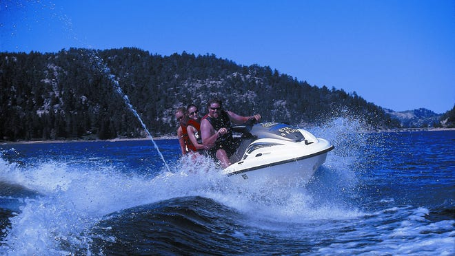 Big Bear does more than deliver a refreshing break from the heat in summer with thrilling adventure so cool, it's hot.